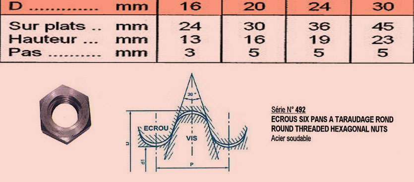 Ecrou-six-pans-a-taraudage-rond