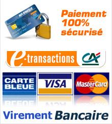 Paiement sécurisé Credit Agricole